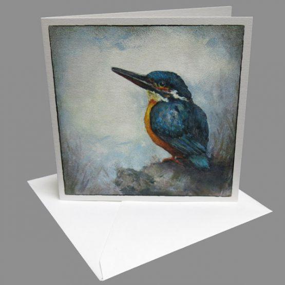 kaart-ijsvogel-I-wenskaart-kerstkaart-Atelier for Hope