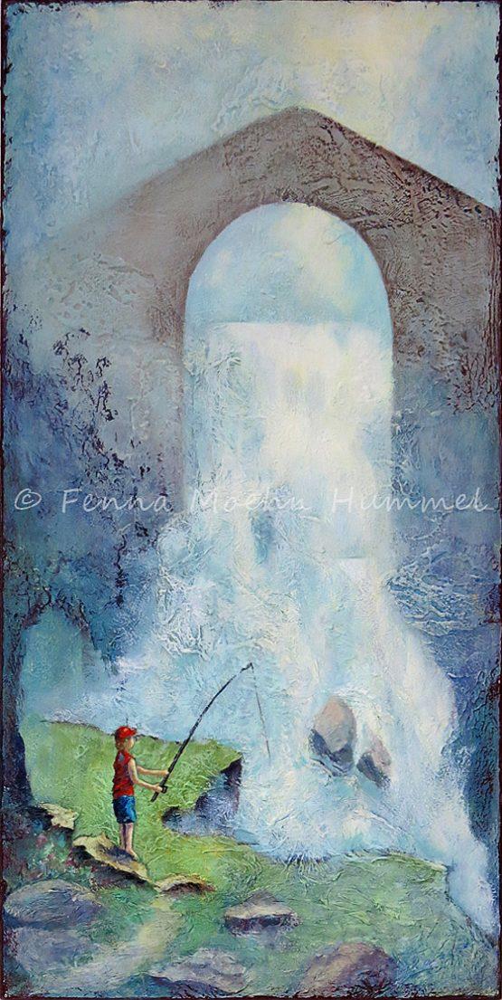 Bijzondere Kunst en Schilderijen. Het Vissertje Atelier for Hope Doetinchem